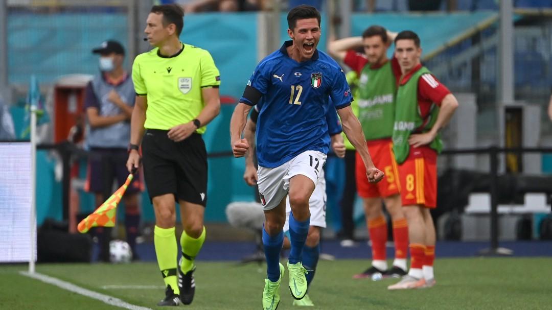 Italia se clasifica líder del grupo A y Gales tendrá su plaza en los octavos de final de la Eurocopa