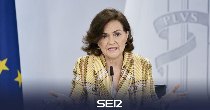 """Calvo: """"Ni el independentismo puede seguir prometiendo la independencia ni el Gobierno negarse a hablar"""""""