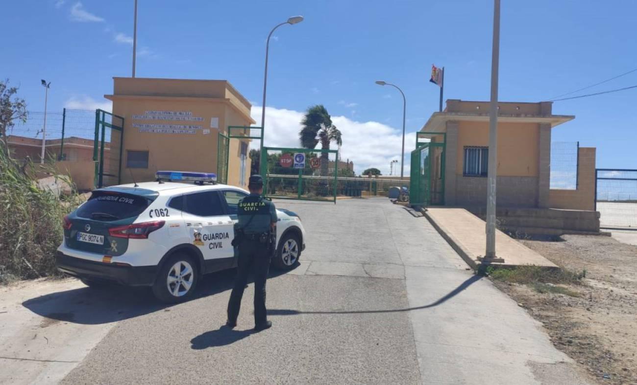 Una empresa valenciana intenta optar al contrato de vigilancia de Melilla con documentación falsificada