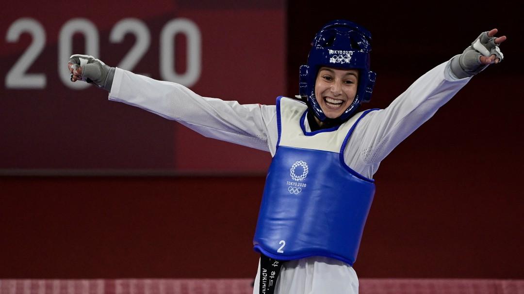 Adriana Cerezo: la chica de 17 años que quiere ser GEO y que entró sin permiso de sus padres en el taekwondo