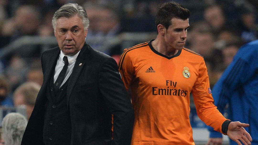La conversación entre Bale y Ancelotti que cambia por completo el presente del galés en el Real Madrid