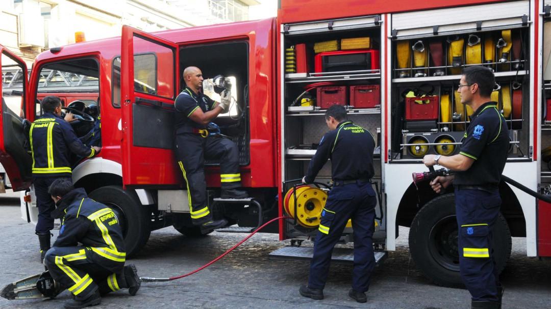 Más Madrid denuncia fraude en las oposiciones de bombero del Ayuntamiento de Madrid