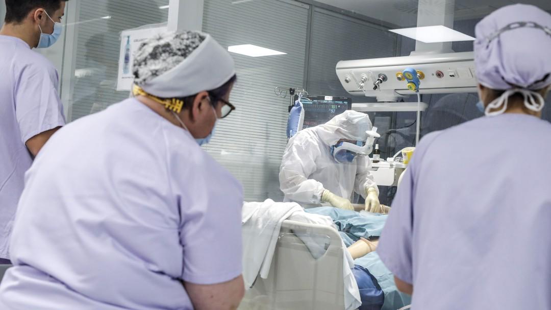 Los últimos muertos por coronavirus en la Comunitat Valenciana no habían querido vacunarse