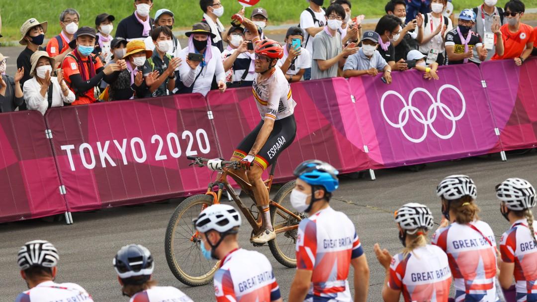Juegos Olímpicos de Tokio, en directo: David Valero consigue la medalla de bronce para España en MBT