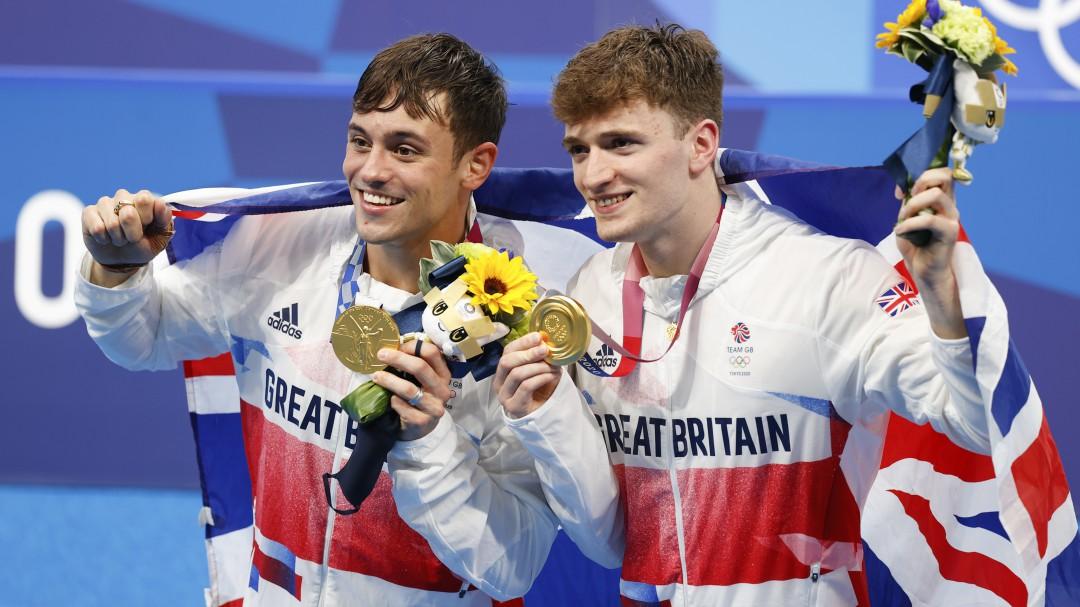 """Tom Daley: """"Estoy orgulloso de decir que soy gay y también campeón olímpico"""""""