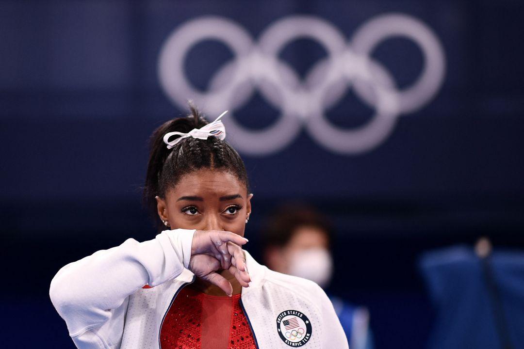 Los 'demonios' de Simone Biles: la 'cara B' del deporte de élite y la  obligación de ganarlo todo | Deportes | Cadena SER