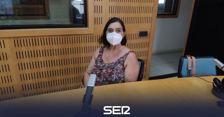 Eugenia Trigoso, la enfermera que viaja para enseñar | Radio Valencia | Actualidad | Cadena SER
