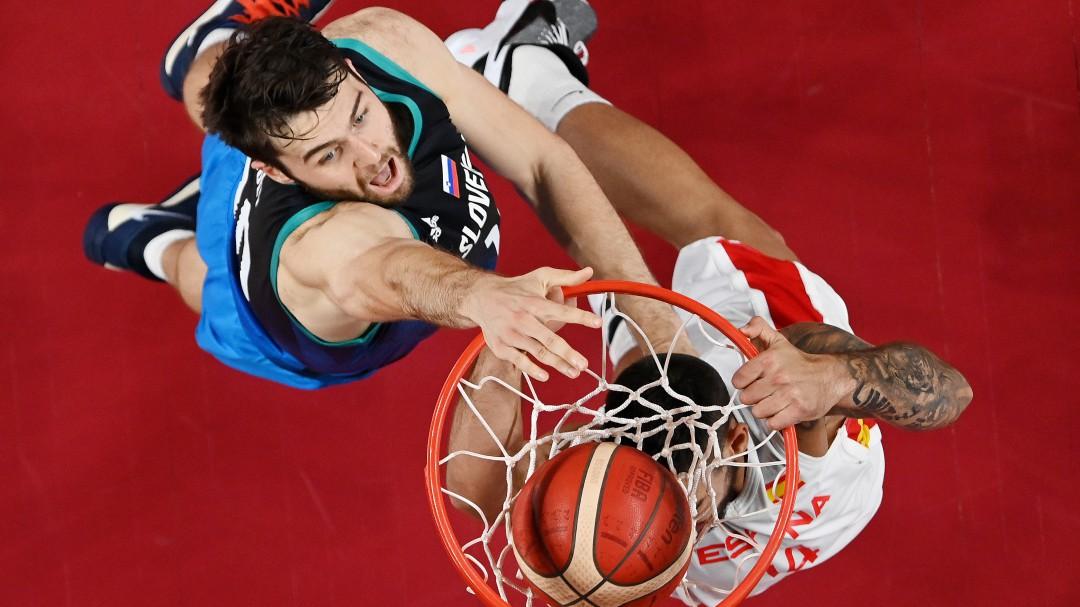 España cede en un pulso de altura con una Eslovenia sin la magia de Luka Doncic