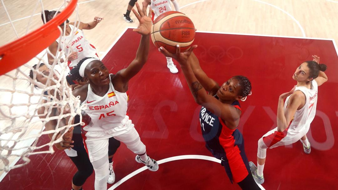 La selección femenina de baloncesto rema para morir en la orilla y cae eliminada de los Juegos Olímpicos
