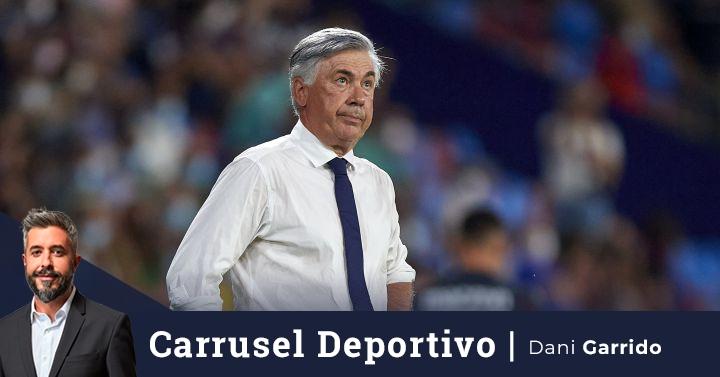«Es un fracaso, eso no es suficiente para ser competitivos en Liga, Copa y Champions»