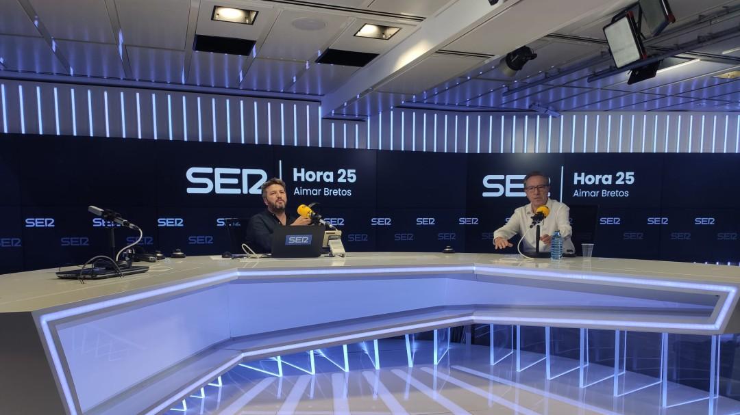 """Iñaki Gabilondo dice 'adiós' al micrófono: """"Tengo la convicción de que ya se ha acabado"""""""