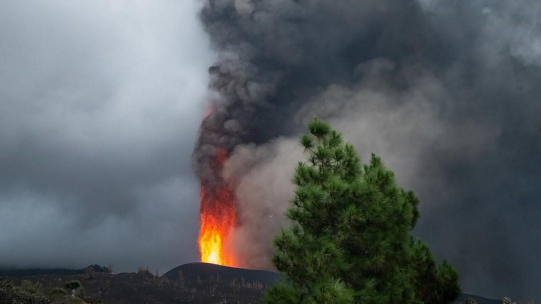 Última hora en directo del volcán de La Palma: Francino y el equipo de 'La Ventana' se desplazan a la zona