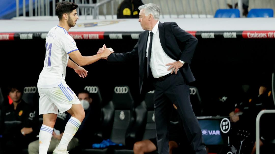 Álvaro Benito señala el 'problema' de Marco Asensio que le impidió ser indiscutible en el Real Madrid