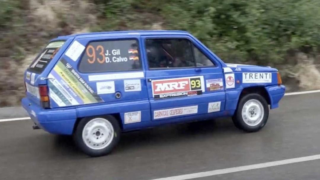 Mueren el piloto Jaime Gil y el copiloto Diego Calvo en el Rally de Llanes