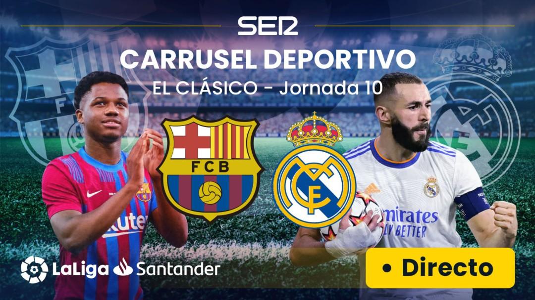 Sigue en directo 'Carrusel Deportivo'