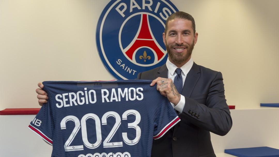 """""""No es casual esa reunión"""": el encuentro que podría modificar el devenir de Sergio Ramos en el PSG"""