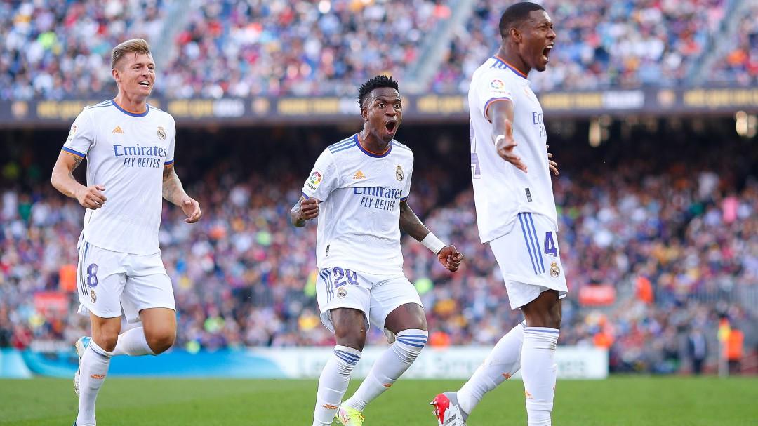 El Real Madrid ratifica su dominio en los Clásicos ante un Barça impotente