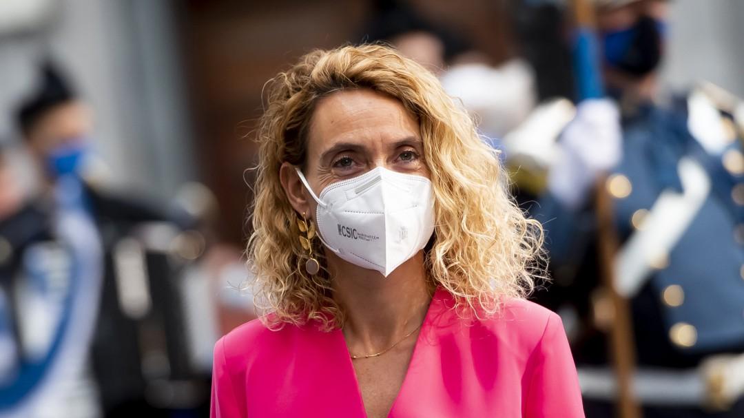 El jefe de los letrados del Congreso avala por escrito la decisión de Batet de retirar el acta a Rodríguez